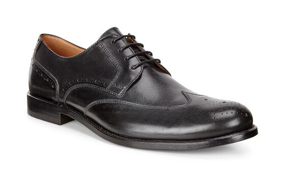 """ECCO London Wing Tip Tie (""""COMPONENT RING"""")"""