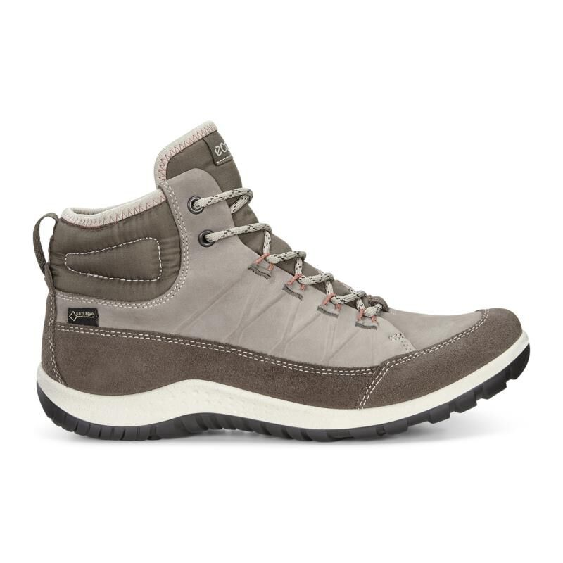 ... ECCO Womens Aspina GTX HighECCO Womens Aspina GTX High DARK CLAY/WARM  GREY (56610 ...