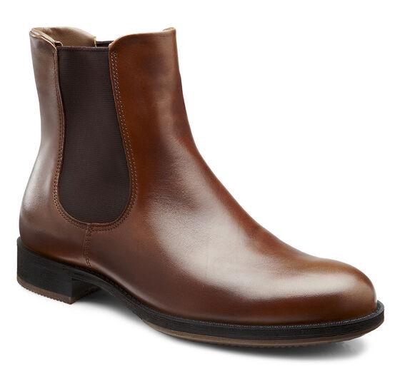 ECCO Saunter Boot (CAMEL)
