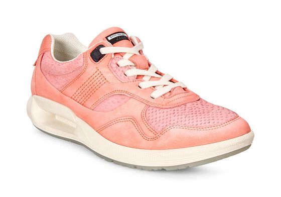 ECCO CS16 Womens SneakerECCO CS16 Womens Sneaker CORAL BLUSH/CORAL (59441)