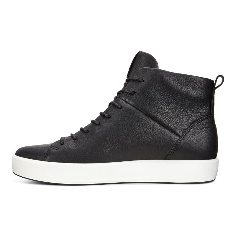Mens Soft 8 High-Top Sneaker Ecco K5M8JbLqRU