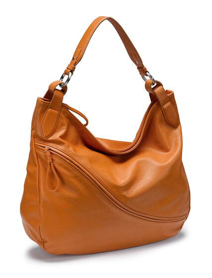 ECCO Barth Hobo Bag (ORANGE)