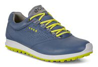 ECCO Mens BIOM Hybrid 2 PerfECCO Mens BIOM Hybrid 2 Perf in DENIM BLUE/SULPHUR (50691)