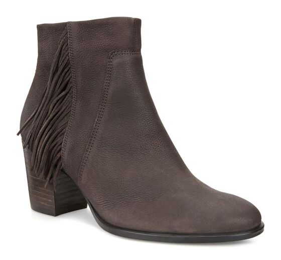 ECCO Shape 55 Bootie (COFFEE)