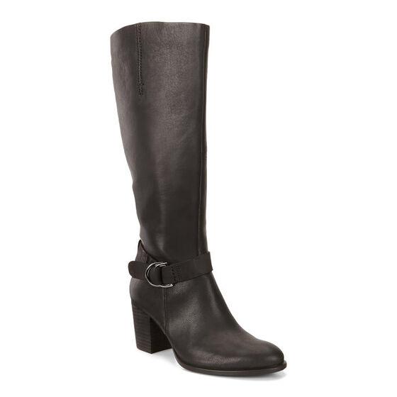 ECCO Shape 55 Tall Boot (BLACK/BLACK)