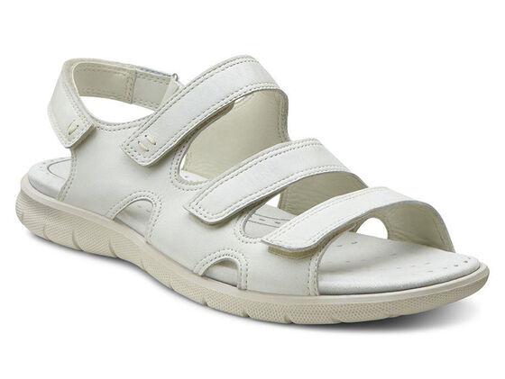 ECCO Babett Sandal 3 Strap (SHADOW WHITE)