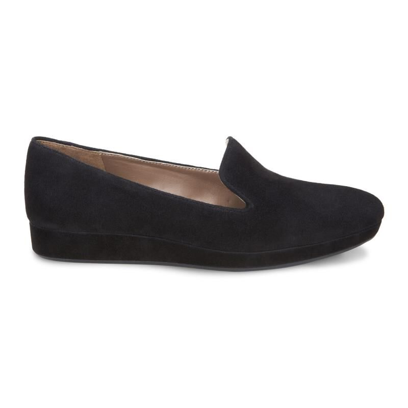 Womens Shoes ECCO Auckland Loafer Black