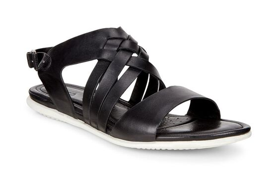 ECCO Touch Braided SandalECCO Touch Braided Sandal BLACK (01001)