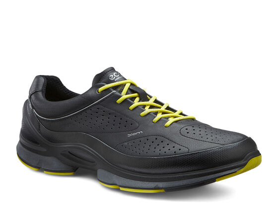 ECCO Mens BIOM EVO Train Plus (DARK SHADOW/DARK SHA/TERRACOTTA)