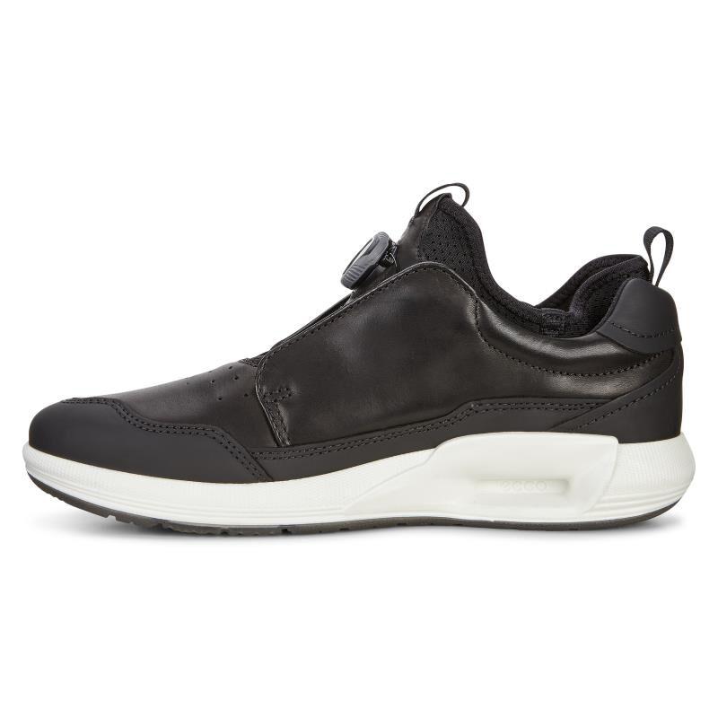 ... ECCO Mens CS16 Sport SneakerECCO Mens CS16 Sport Sneaker BLACK/BLACK  (51707) ...