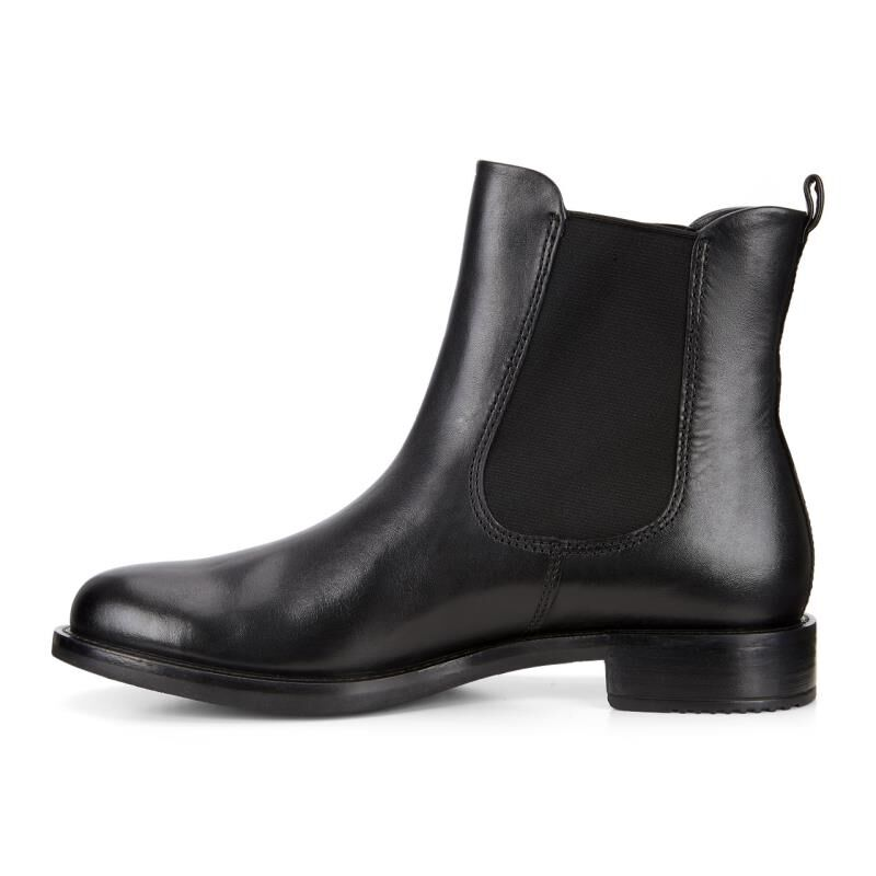 ... ECCO Shape 25 Ankle BootECCO Shape 25 Ankle Boot BLACK (01001) ...