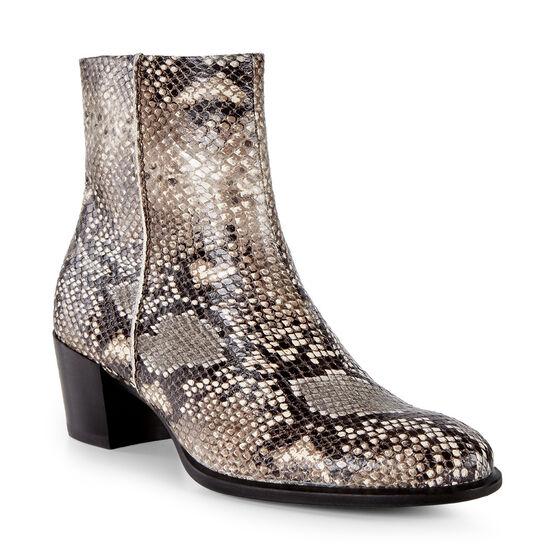 ECCO Shape 35 Snakeskin Boot (SAND)