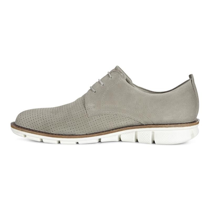 ... ECCO Jeremy Perforated TieECCO Jeremy Perforated Tie WILD DOVE (02539)  ...