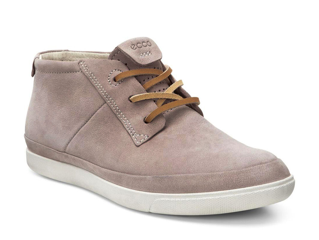 Womens Shoes ECCO Damara Tie Bootie Woodrose
