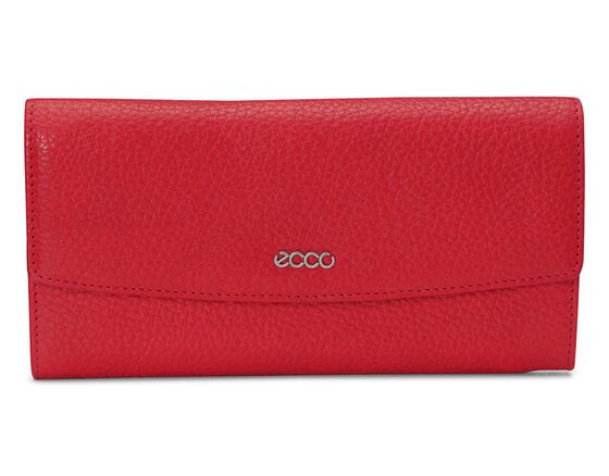 ECCO Dema Continental Wallet (TEABERRY)