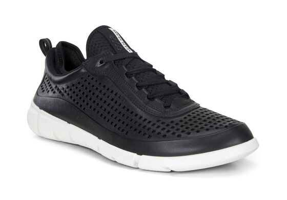 ECCO Mens Intrinsic Sneaker (BLACK/BLACK)