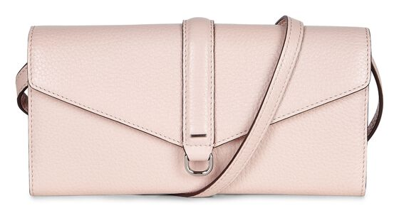 ECCO Isan Clutch Wallet (ROSE DUST)