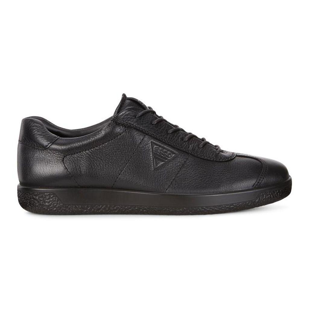 Ecco Mens Soft 1 Tie Men S Shoes Ecco Shoes