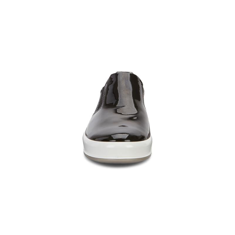 ... ECCO Womens Soft 9 Slip OnECCO Womens Soft 9 Slip On BLACK (04001) ...