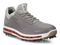 ECCO Mens Golf Cool 18 GTX (DARK SHADOW/BLACK TRANSPARENT)