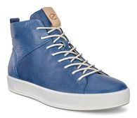 ECCO Mens Soft 8 High TopECCO Mens Soft 8 High Top 51143