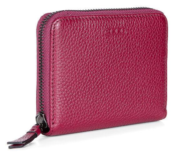 ECCO SP 2 Medium Zip Wallet (SHIRAZ)