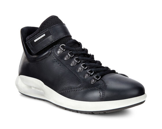 ECCO Mens CS16 High (BLACK)