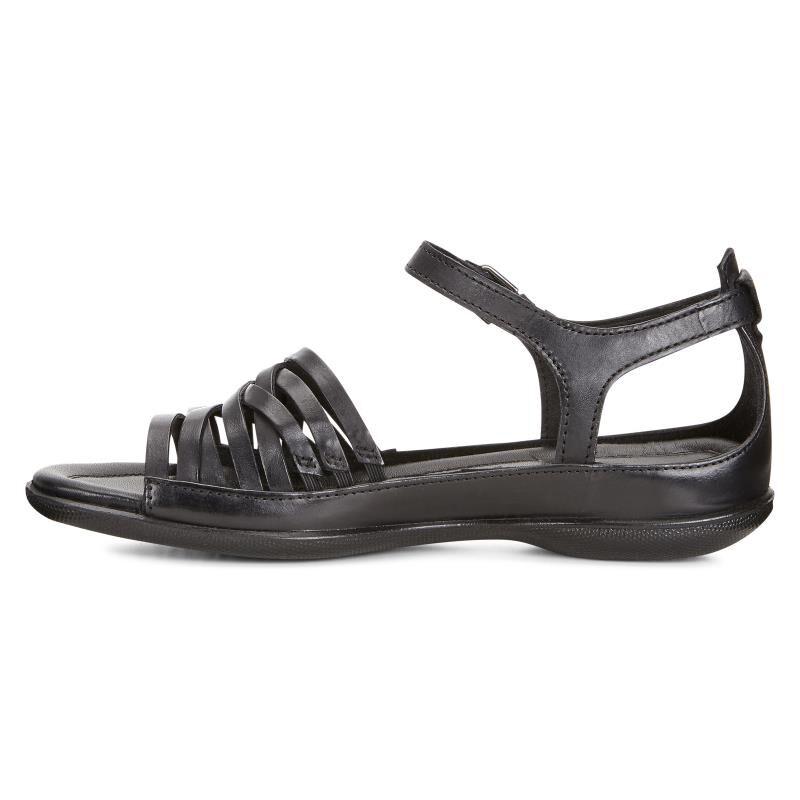 ... ECCO Flash Lattice SandalECCO Flash Lattice Sandal BLACK (02001) ...