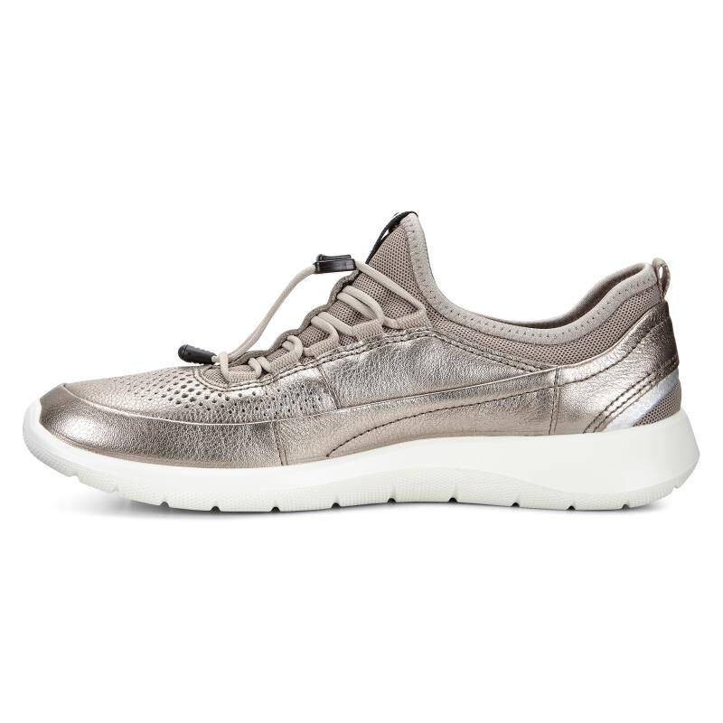 ... ECCO Soft 5 ToggleECCO Soft 5 Toggle WARM GREY METALLIC/MOON ROCK  (57462) ...