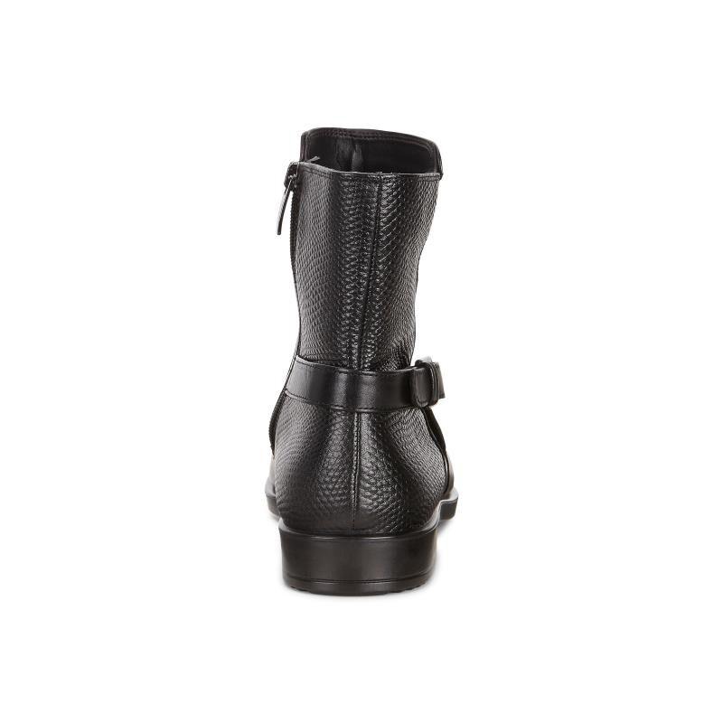 Womens Shape M 15 Boots, Black Ecco