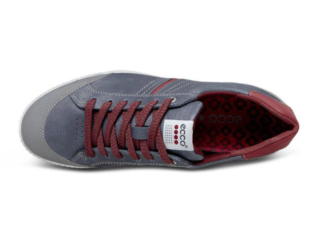 Regardless Of The Cost Men'S Ecco Golf Shoes Ombre Golf Street Men'S Port Brick