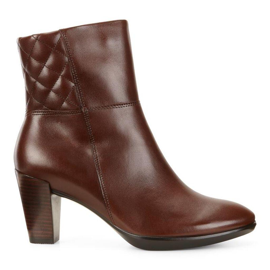 ecco shape 55 plateau zip boot women 39 s shoes ecco shoes. Black Bedroom Furniture Sets. Home Design Ideas