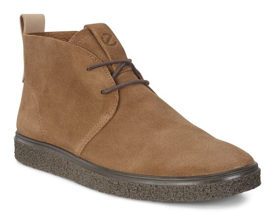 ECCO CREPETRAY M Ankle Boot (WHISKY)