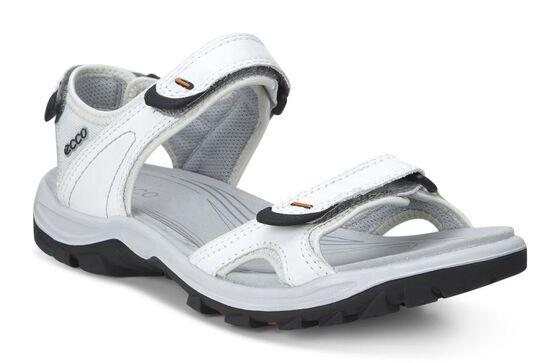 ECCO Wmns Offroad Lite Sandal (WHITE/SHADOW WHITE)