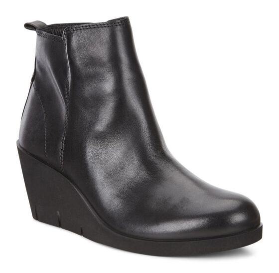 ECCO Bella Wedge BootieECCO Bella Wedge Bootie BLACK (01001)