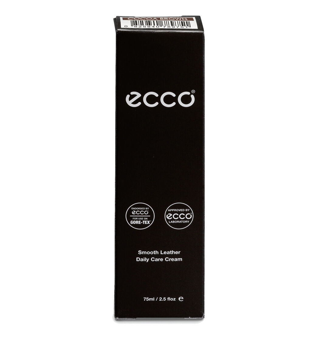 Video · ECCO Smooth Leather Care CreamECCO Smooth Leather Care Cream COCOA  BROWN (00482)