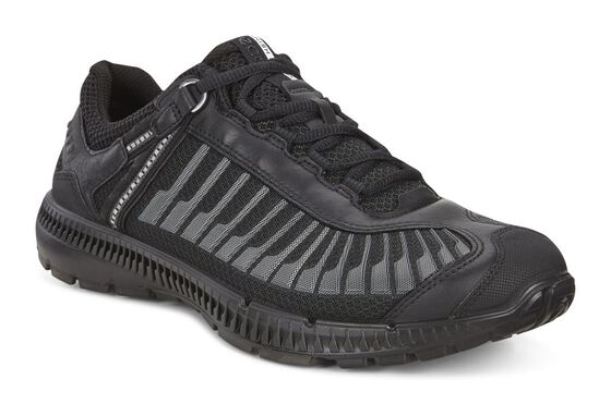 ECCO Mens Intrinsic TR RunECCO Mens Intrinsic TR Run BLACK/BLACK (51052)