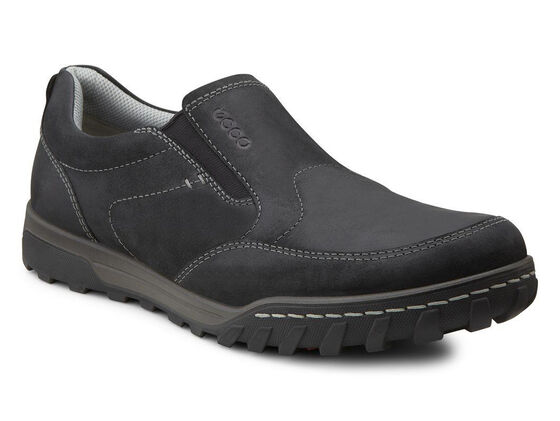 ECCO Mens Urban Slip On (BLACK)