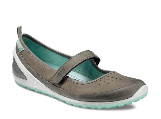 ECCO Womens BIOM 1.2 Mary Jane (WARM GREY/MOON ROCK)