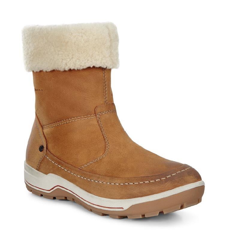 ecco boots women
