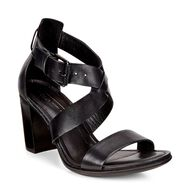 ECCO Shape 65 Block SandalECCO Shape 65 Block Sandal in BLACK (01001)