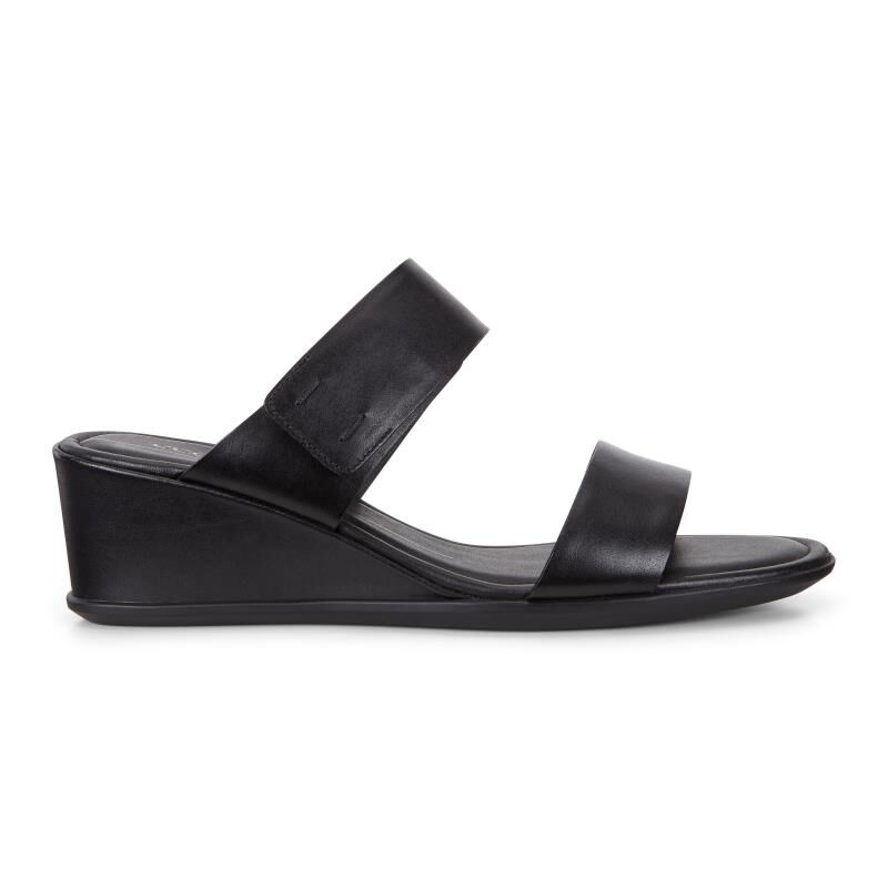 ECCO Shape 35 Wedge 2-Strap Heel Sandal xefdJSP3EJ