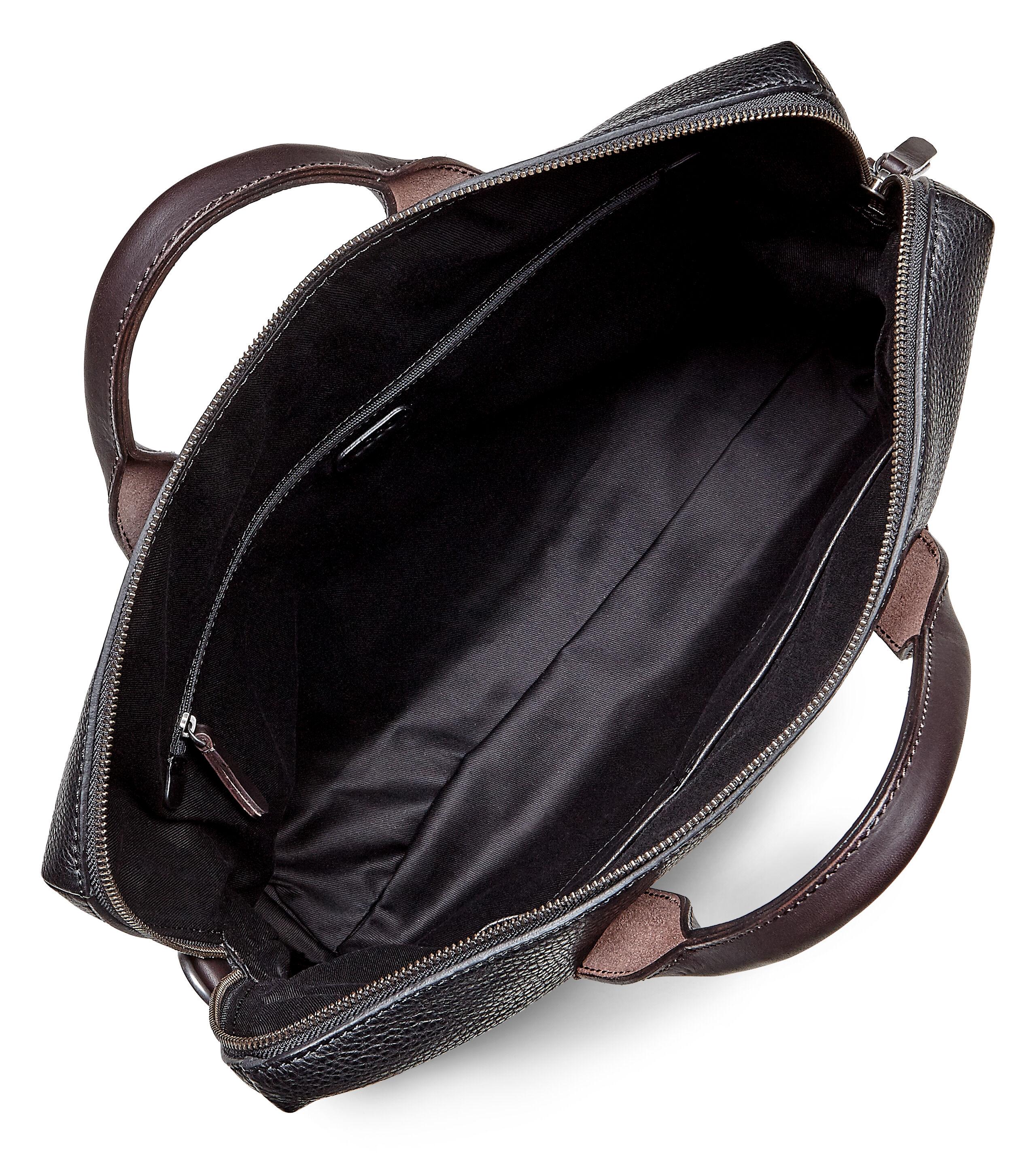 ... ECCO Ioma Slim BriefcaseECCO Ioma Slim Briefcase BLACK (90000) ...