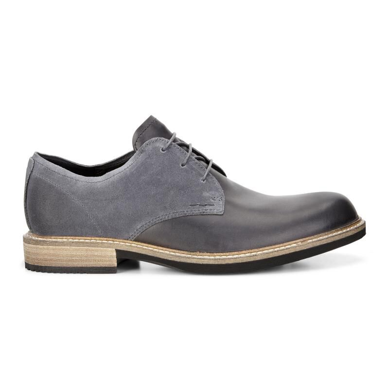 Ecco Men's Kenton Plain Toe Derby 8IPZBnQ
