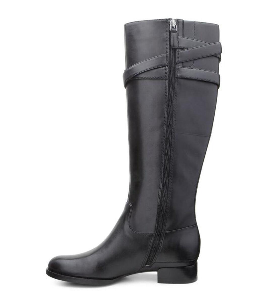 ... ECCO Sullivan Tall Strap BootECCO Sullivan Tall Strap Boot BLACK (01001)  ...
