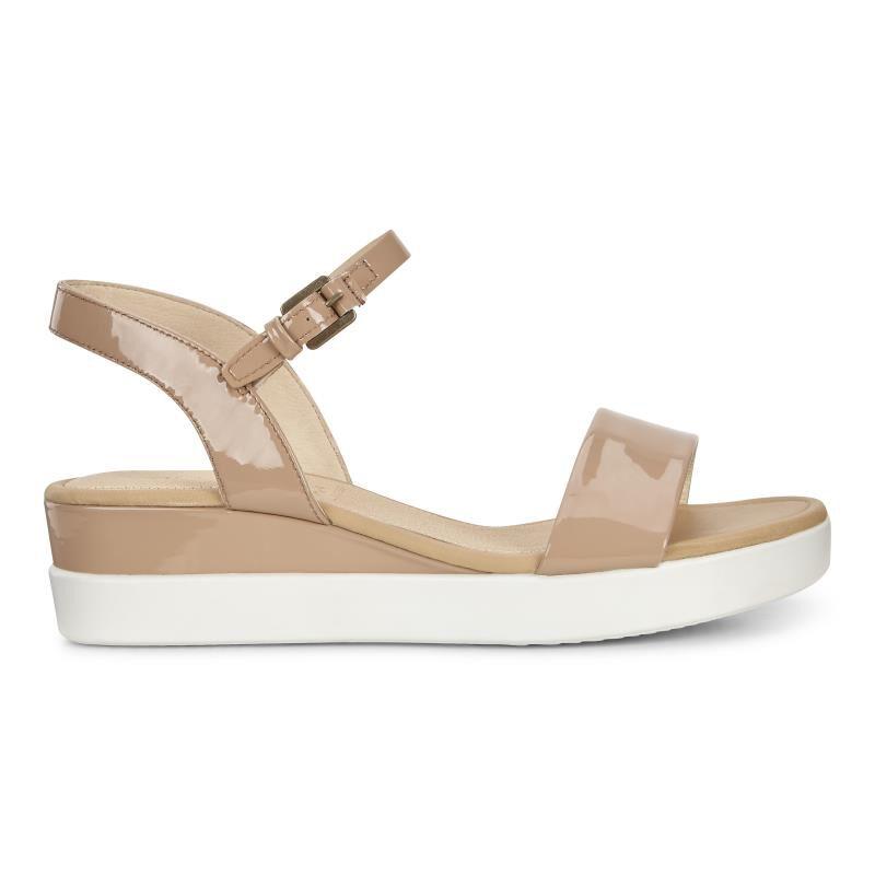 ECCO Touch Sandal Plateau Sandals JYuUI