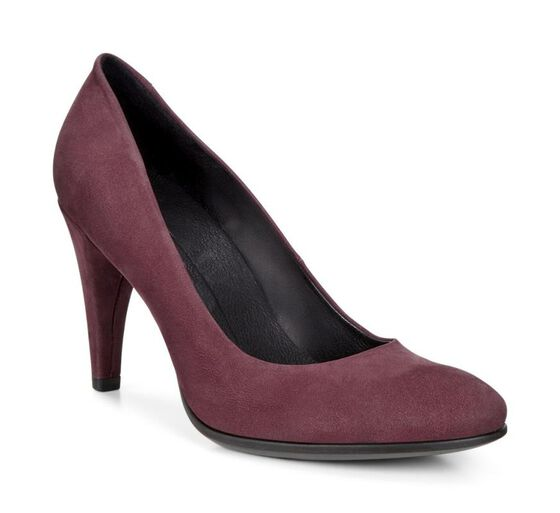 ECCO Shape 75 Sleek Pump (BORDEAUX)