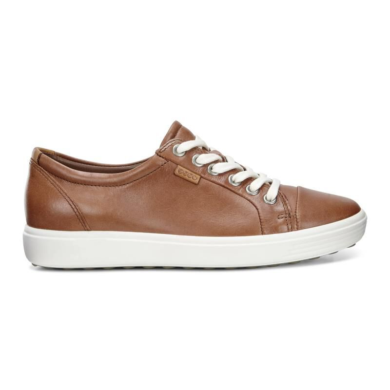 Soft 7 Nubuck Leather Sneakers