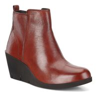 ECCO Bella Wedge BootieECCO Bella Wedge Bootie in COGNAC (01053)