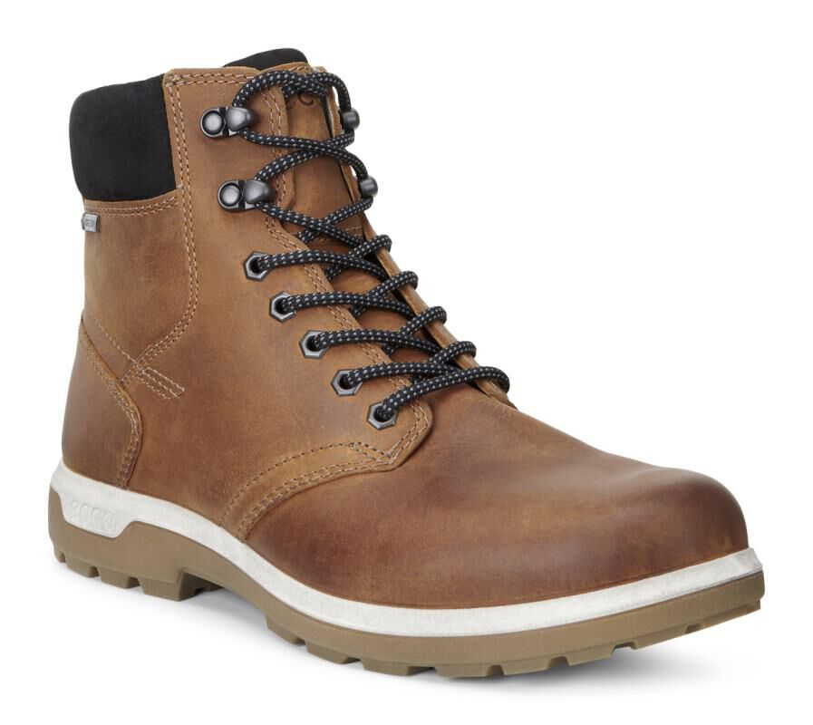 ecco mens boots sale
